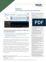 DS_Time domain reflectometer_IRG 4000_BAUR_es-es