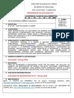 RECUPERAÇÃO P01 3 BIM