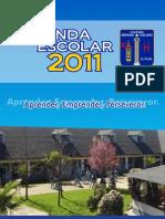 Agenda El Pilar 2011