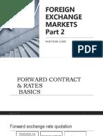 Forex Markets Part 2