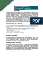 25. Ficha descriptiva de prótesis transhumeral