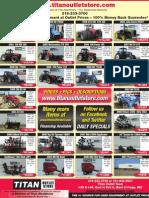 Tractors - January 2011 Flyer