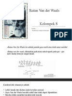 Ikantan Van Der Waals Kelompok 8.pptx