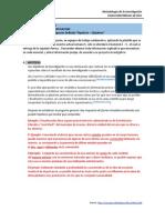 5.  Planteamiento Actividad No. 5 - Etapa 2 - Proceso de Invest.- Sema..5