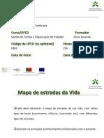 UFCD 0382 - Gestão do Tempo e Organização do trabalho