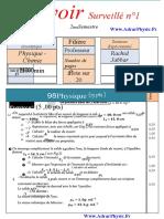 Controle 1 . 7 S2 TC 19 - 20 (Www.AdrarPhysic.Fr) (1).docx