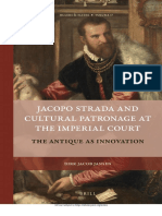 Jacopo Strada and Cultural Patronage at the Imperial Court