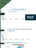 Chapitre 03 RDF Notions de bases.ppsx