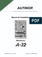 A32 (BG15) - Manuel d'installation -FR- du 17 12 96 (7441).pdf