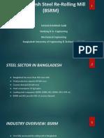 Bangla Steel Mill Roll