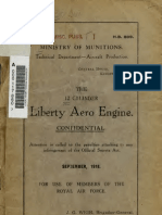 Liberty Engine History (1918)