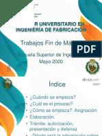presentacion TFM mayo 2020
