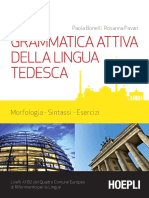 Hoepli - Grammatica Attiva Della Lingua Tedesca, 2012