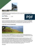Baskenland - Gemeinschaft, Region & Reiseziel mit eigenem Charme