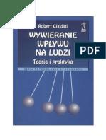 Cialdini Robert - Wywieranie wpływu na ludzi.pdf