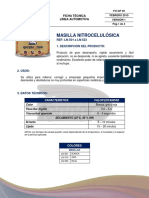 Masilla nitrocelulosica LN-523