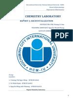 ORGANIC CHEMISTRY LABORATORY- lab 2.docx