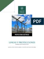 LINEAS Y PROTECCIONES