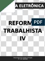 Revista Eletrônica (ABR 2018 - nº 67 - Reforma Trabalhista IV).pdf