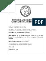 2021 - 2. b. MATERIAS PFA MARSICO