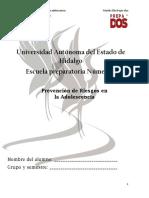 Cuaderno de trabajo para Prevención de Riesgos en la Adolescencia. cORREGIDO (1)