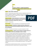 Estructura trabajo grupal AyB PERIODONCIA
