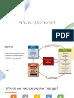 7. Persuading Consumers