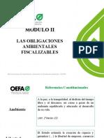 MODULO II-1 Y 2. CERTIFICACION AMBIENTAL