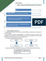 Tema 4 Aspectos fundamentales del coaching II