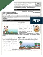 GUIA #3   GRADO SEXTO AGROPECUARIA