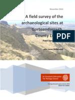 Gorteendarragh Field Report