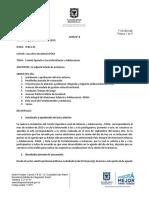 Acta - asistencia COLIA Octubre 2019