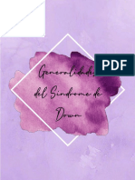 Generalidades del Síndrome de Down.pdf