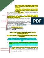 Sermão na parabola das virgens(1)
