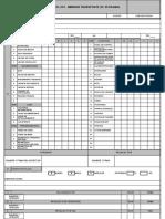 HSE-F-031 Check list Minivan
