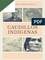 Caudillos Indígenas Oswaldo Albornoz Peralta