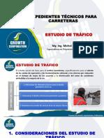 Presentación PPT - Estudio de Tráfico