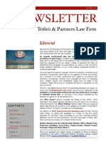 Newsletter T&P N°43 Eng