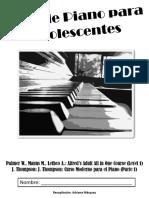 Guia de Piano Adolescente