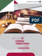 Tomo III RNDs Código Tributario al 29-02-20.pdf