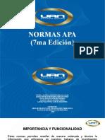 NORMAS APA-PIF