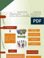 Proyección social de la ingeniería ambiental