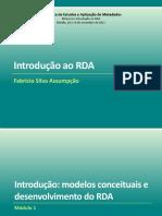 Introdução ao RDA 2