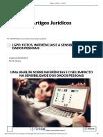 inferência - Artigos Jurídicos - LinkLei