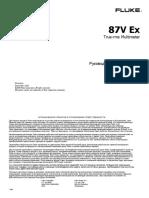 True-rms Multimeter 87V Ex Ru