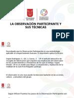 observacion participativa punto 2