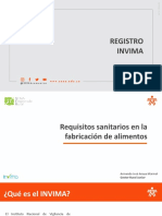 REGISTRO INVIMA