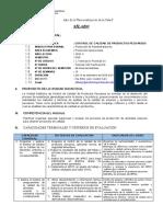 SILABO DE LA UNIDAD DIDACTICA CONTROL DE CALIDAD DE PRODUCTOS PECUARIOS.doc