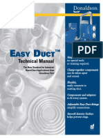 Donaldson Torit - Easy duct technical manual