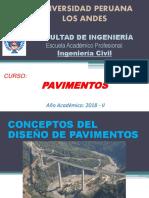 02. PAV - SEMANA 02 - Conceptos del Diseño de Pavimentos.pdf